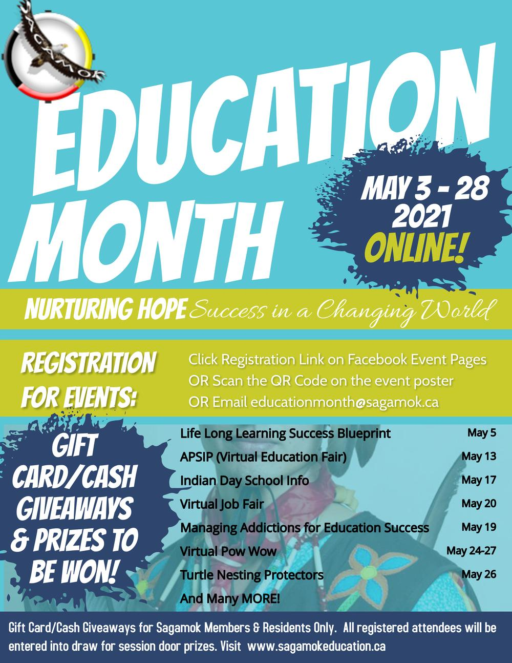 Education Month Events
