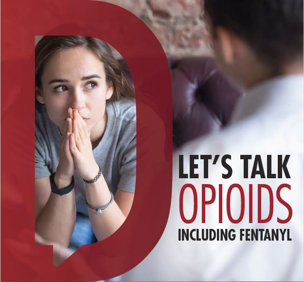 Lets Talk Opioids
