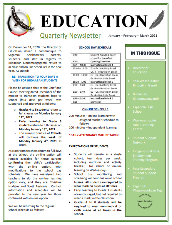 Q2 2020 Newsletter Special Edition